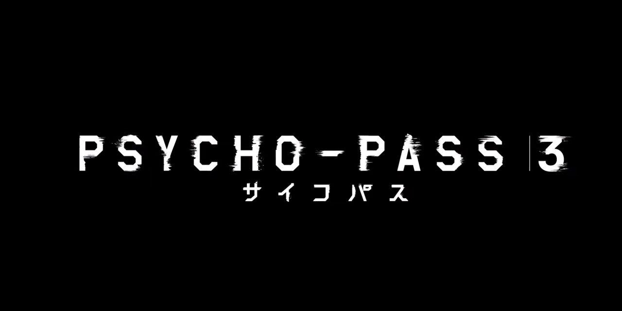 La saison 3 de Psycho-Pass débutera en octobre