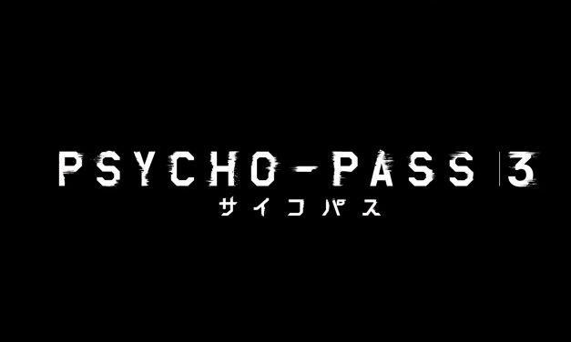 La saison 3 de Psycho-Pass adaptée en manga