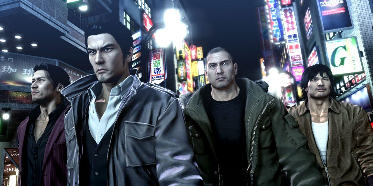 Test : The Yakuza Remastered Collection (PS4)