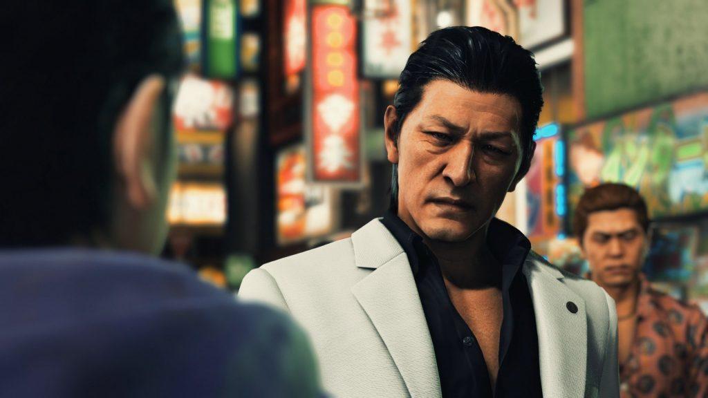 Kyohei Hamura judgment nouveau visage