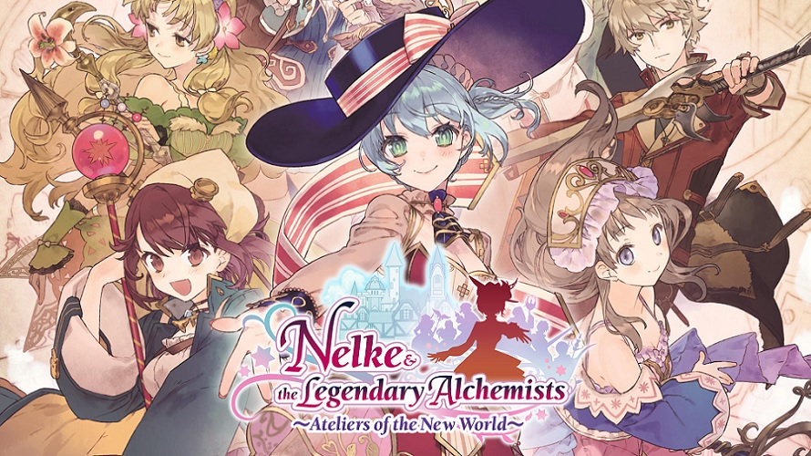 Test : Nelke & The Legendary Alchemists: Ateliers of The New World (PS4, Switch)