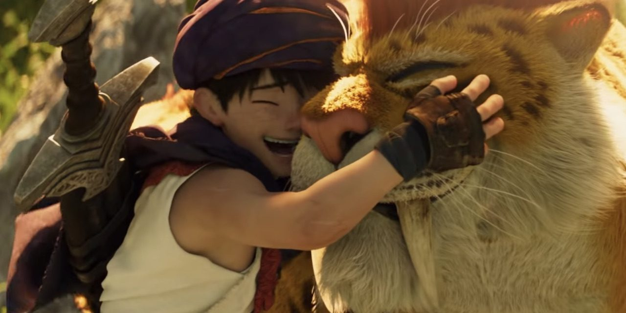 Dragon Quest : Your Story disponible le 13 février sur Netflix