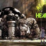 heart gear tsuyoshi takaki manga