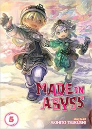 made in abyss tome 5