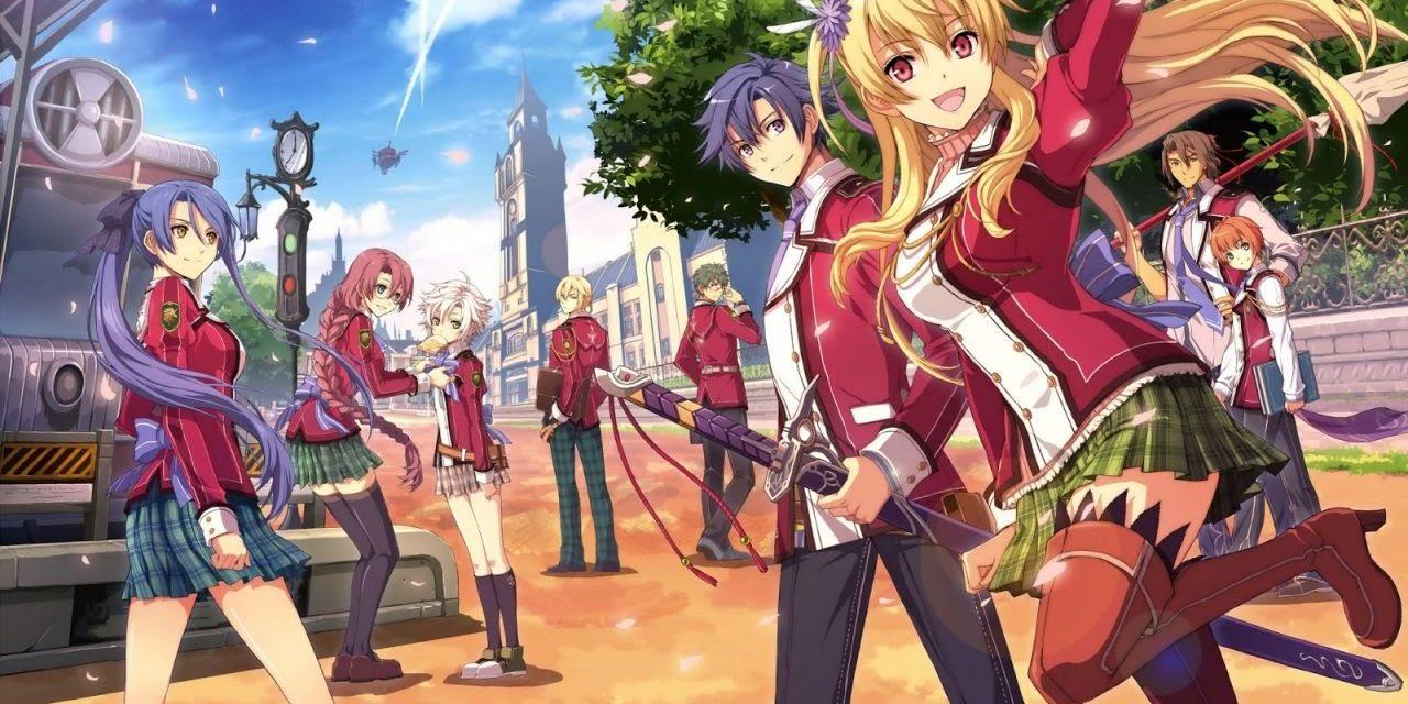 Trails of Cold Steel va être adapté en série anime