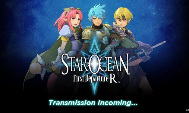 Star Ocean: First Departure R accompagne sa sortie d' un trailer