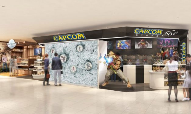 Capcom imite Nintendo et ouvre un magasin à Shibuya