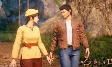 La démo de Shenmue III disponible ce week-end