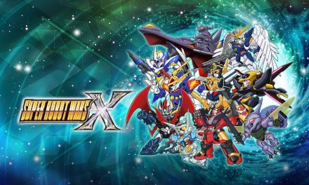 Super Robot Taisen V et X portés sur Switch et Steam