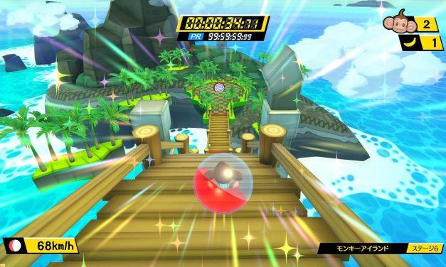 Super Monkey Ball: Banana Blitz dévoile ses roulades en HD