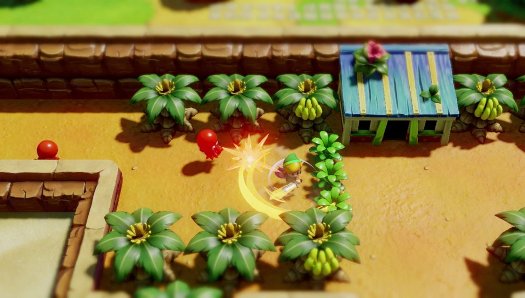 The Legend of Zelda Links Awakening Switch plage