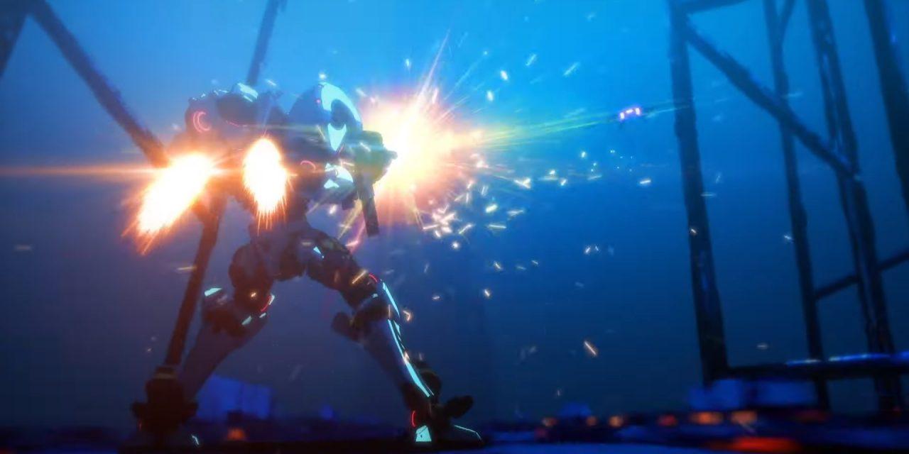 Daemon X Machina dévoile son histoire avec un prologue en anime