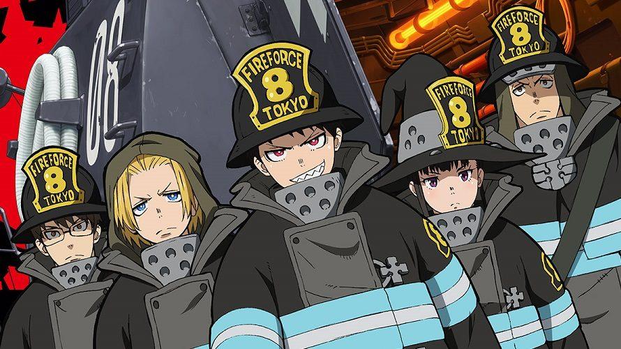 Fire Force : nos impressions sur le premier épisode de l'anime