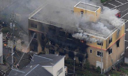 Kyoto Animation ravagé par un incendie criminel