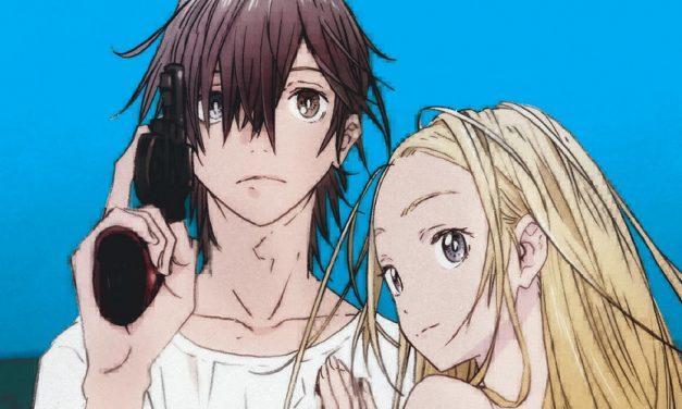 Time Shadows prend fin et va se décliner en série anime