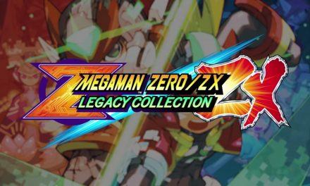 Mega Man Zero/ZX Legacy Collection fuite depuis Hong Kong