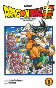 dragon ball super tome 8