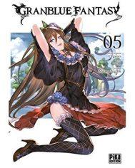 granblue fantasy tome 5