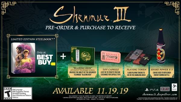 shenmue-III-précommande-Best-Buy