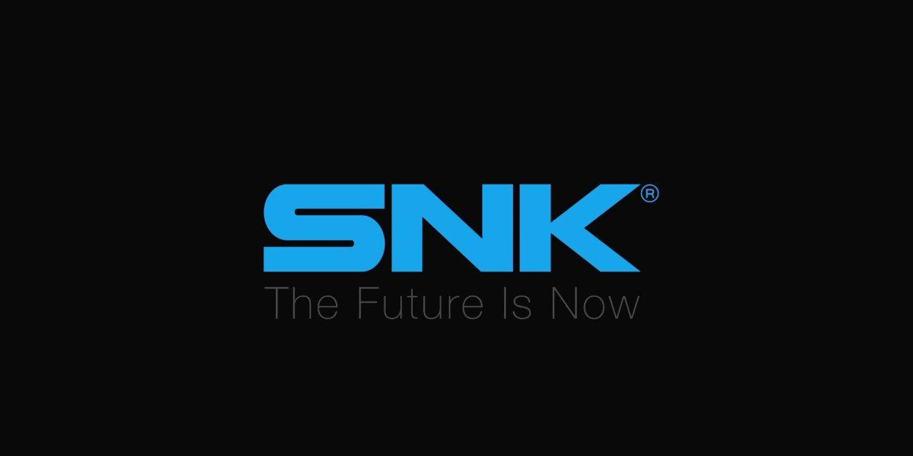 SNK annonce une nouvelle Neo Geo