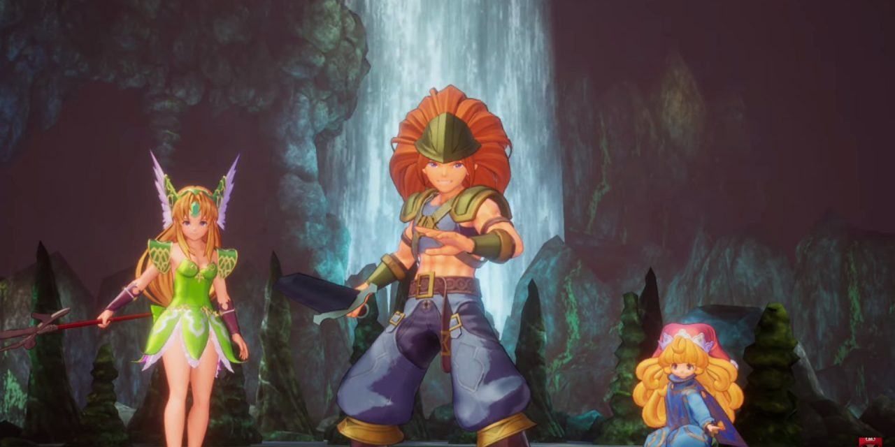 Trials of Mana sortira le 24 avril 2020