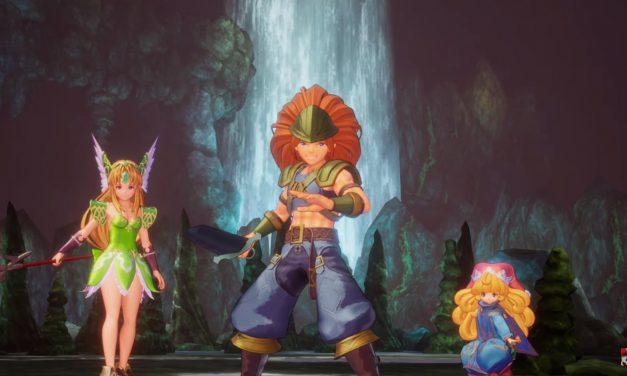 Trials of Mana dévoile de nouveaux extraits de son gameplay