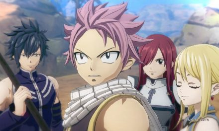 Test : Fairy Tail (PS4, PC)