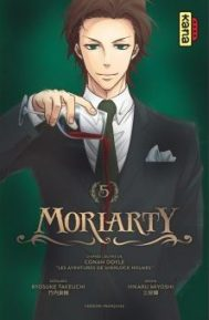 moriarty tome 5