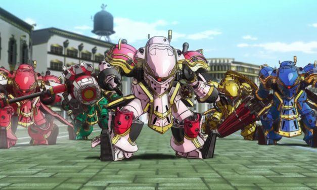 Project Sakura Wars va se décliner en série anime