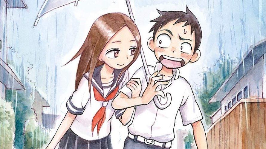 Critique : «Quand Takagi me taquine», pour une rentrée tout en douceur