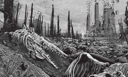 Critique : «Dans l'abîme du temps», Gou Tanabe sublime de nouveau Lovecraft