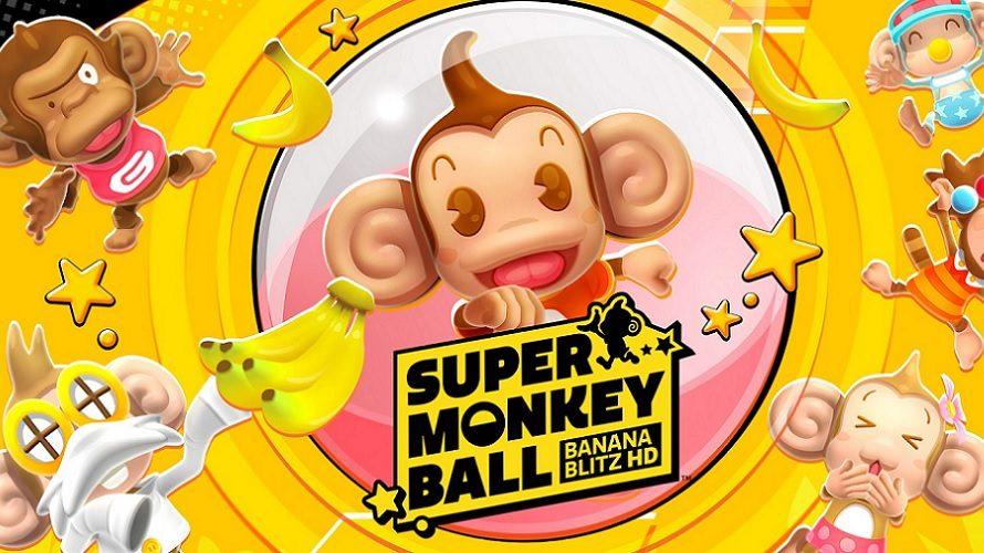 Test : Super Monkey Ball: Banana Blitz HD (PS4, Xbox One, Switch)