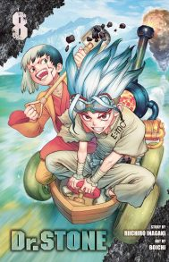 dr stone tome 8