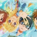 Une comédie musicale Your Lie in April en 2020