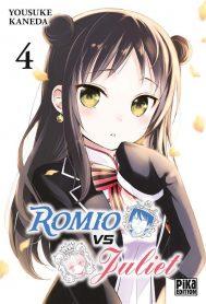 Romio vs Juliet tome 4