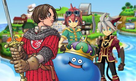 Dragon Quest X va débarquer sur navigateur internet