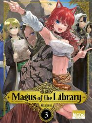 magus of the library tome 3