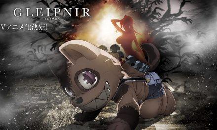La série anime Gleipnir prévue pour avril 2020