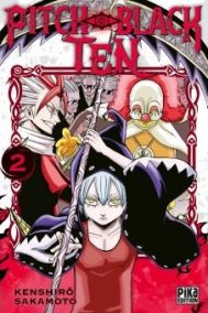 Pitch-Black Ten Tome 2