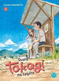 Quand Takagi me Taquine - tome 2