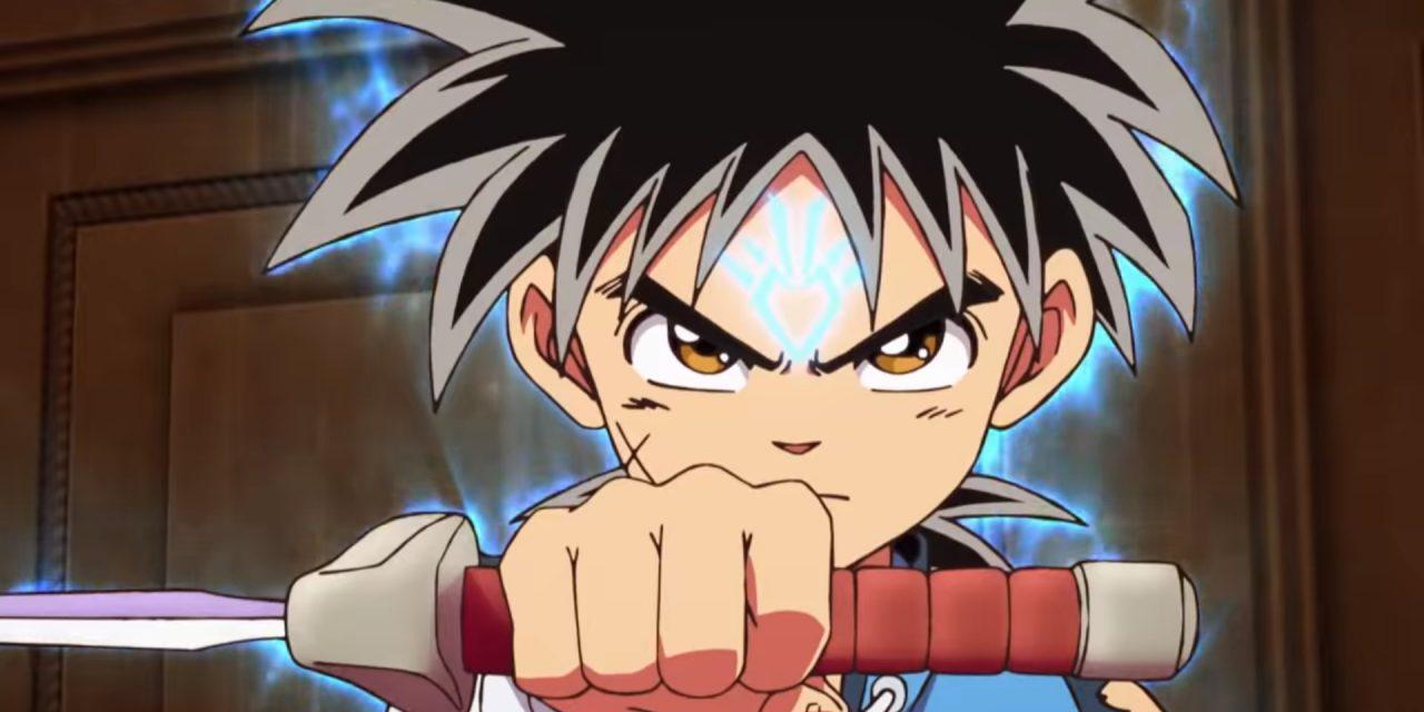 La série Dragon Quest : La Quête de Daï sera diffusée à partir d'octobre