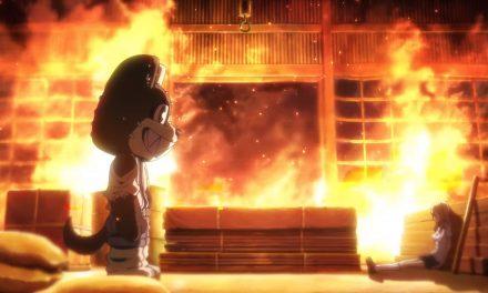 L'anime Gleipnir met le feu en vidéo