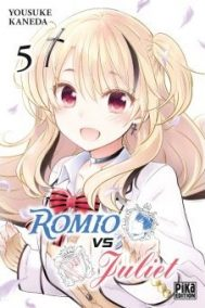 romio vs juliet tome 5