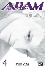 Adam, L'ultime Robot tome 4