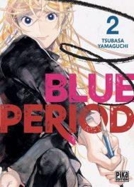 Blue Period tome 2
