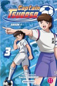 Captain Tsubasa - Anime Comics tome 3