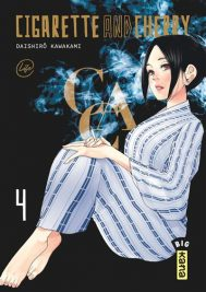 Cigarette and Cherry tome 4