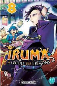 Iruma à l'école des démons - Tome 08