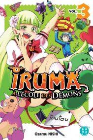 Iruma à l'école des démons tome 3