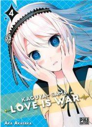 Kaguya-sama Love is War - Tome 04